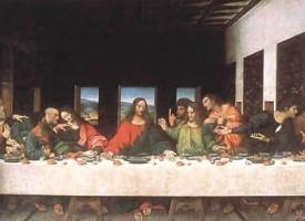 Велики четвъртък е ден за пречистване, денят на Тайната вечеря