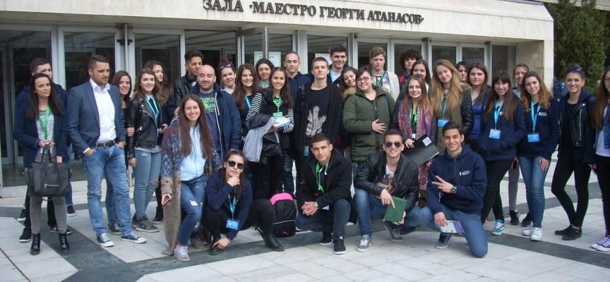 Ученическите парламенти се събират в София през май