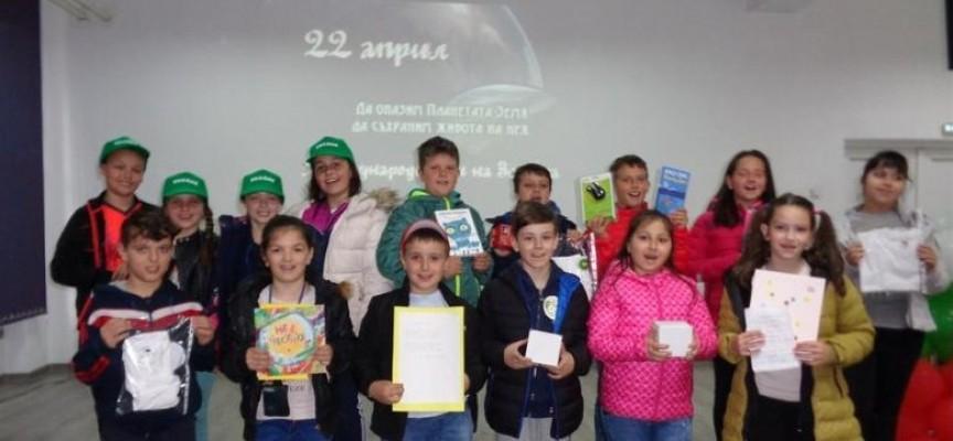 Международният ден на Земята бе отбелязан предварително в Белово, Ветрен, Велинград и Пазарджик