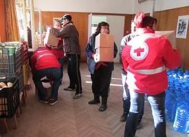 Вижте къде можете да получите хранителните си пакети от БЧК в Пазарджик