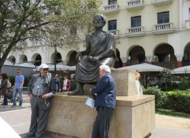 Съботни маршрути: Цветница в Солун – демонстрация на ПТП и духов оркестър