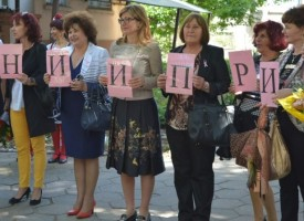 Екатерина Захариева се срещна с избиратели от Брацигово, Пазарджик и Пещера