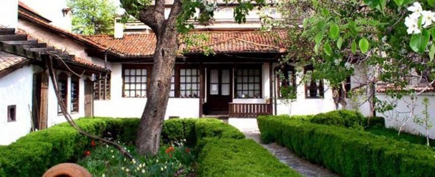 Къщата на Константин Величков отново е достъпна за посетители