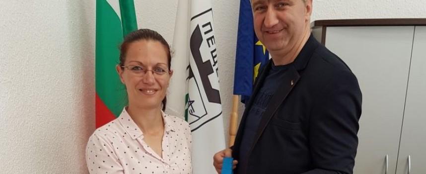 Златен медал от Световните мастерс игри в Нова Зеландия получи кметът на Пещера
