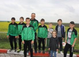 12 – годишният Стефан Аджов със злато от Европейското първенство в Сърбия