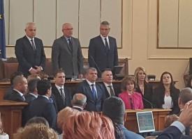 Десислава Костадинова положи клетва като народен представител