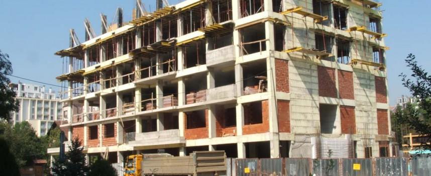 В страната: На девето място сме по строителство на нови сгради