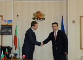 Новият губернатор ще бори ПТП-тата, несгодите в земеделието и ще ратува за българското