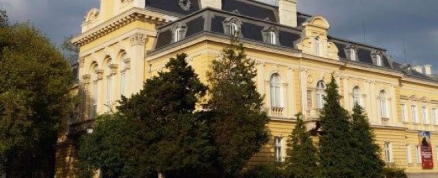 Изложбата на Георги Машев гостува в Националната художествена галерия