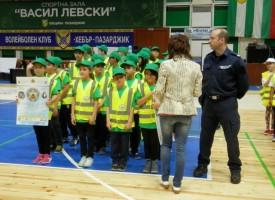 """Отборът на """"Никола Фурнаджиев"""" спечели надпреварата на ДПУ"""