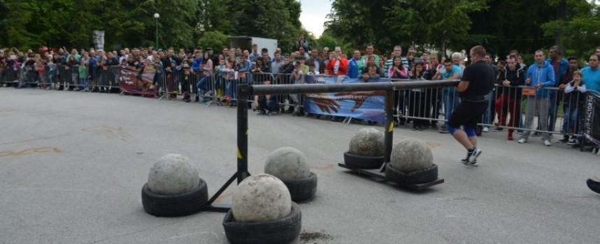 Strongman подготвят още по-зрелищно шоу на Острова