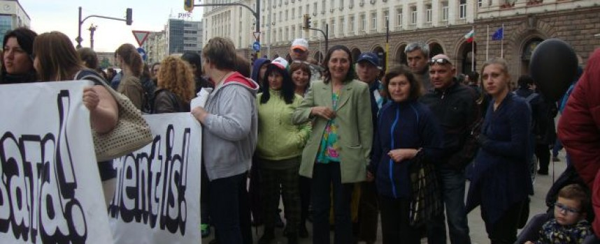 Социалният министър обеща да разгледа проблемите на  хората с увреждания