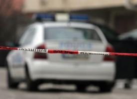 Вчера: Горя цех за пелети в Сърница