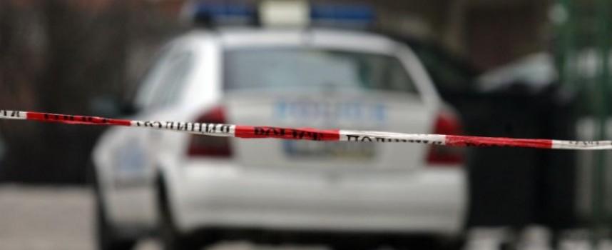 Иззеха незаконна ловна пушка в Мененкьово