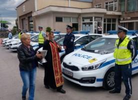 Нови осем автомобила пристигнаха за РПУ-тата в Пещера, Септември, Панагюрище и Велинград