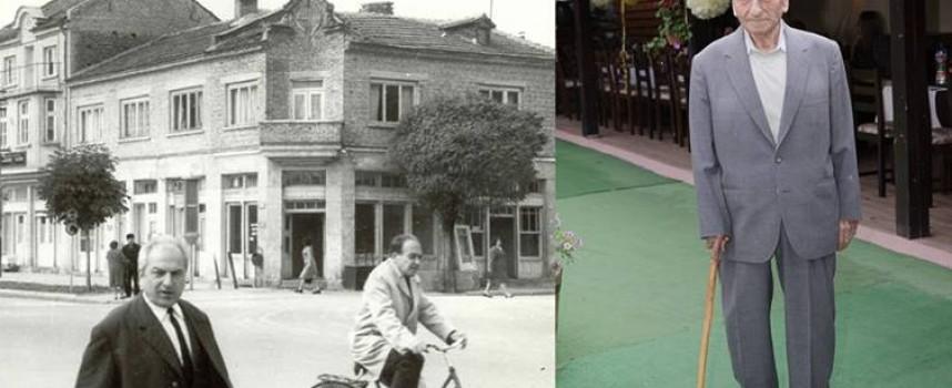 Пътуване във времето: Никола Колев откри 97- годишен пазарджиклия запечатан на стара снимка