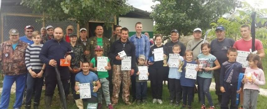 Под патронажа на областния управител: Проведе се турнирът по спортен риболов край Звъничево