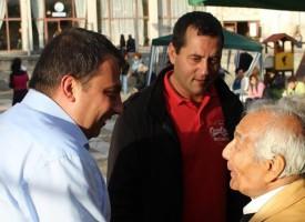 Марин Рачев грабна приза кмет на месец май