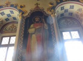 Почитаме днес цар Борис I, покръстил българския народ