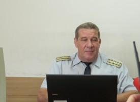Комисар Иван Панайотов: Горелият снощи автомобил не е таксиметров