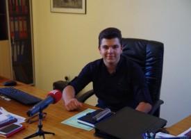Даниан Георгиев стана шеф на Съда за един ден
