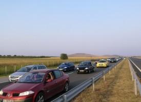 Затвориха пътя към Пловдив, ползвайте обходните маршрути