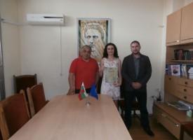 Ани Генчева заминава за Брюксел
