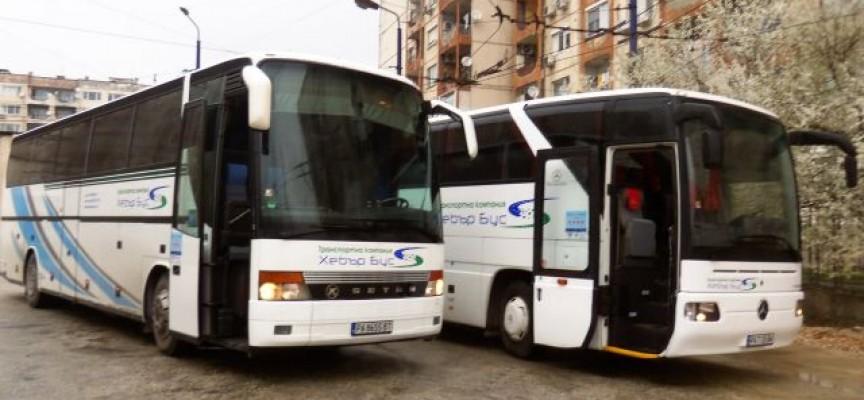 В сряда: Над 50 автобуси водят пенсионерите на Добра вода