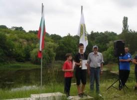 Злато и от ученическото първенство за пазарджишките корабомоделисти