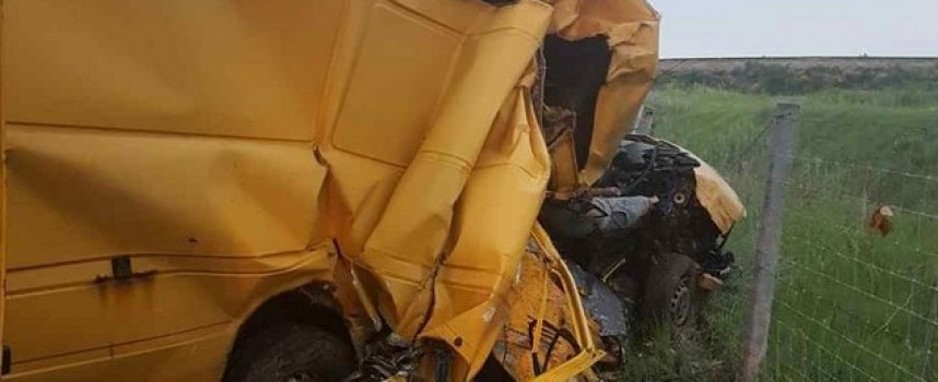 Трима ще отговарят пред закона за смъртта на десетимата в микробуса на магистралата