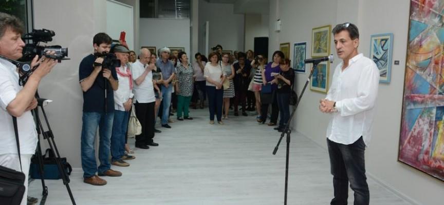 Картините на Никола Манев са новото богатство на Пазарджик