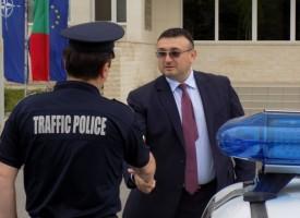 Главният секретар на МВР главен комисар Младен Маринов пак идва в Пазарджик