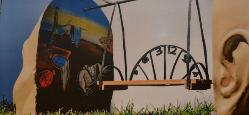Започна работата по люлката на Салвадор Дали