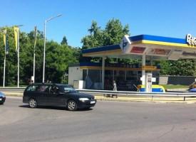 """Започна изграждането на светофар на кръстовището до МБАЛ """"Здраве"""""""