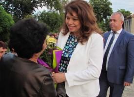 Илияна Йотова: Земята е наше национално богатство