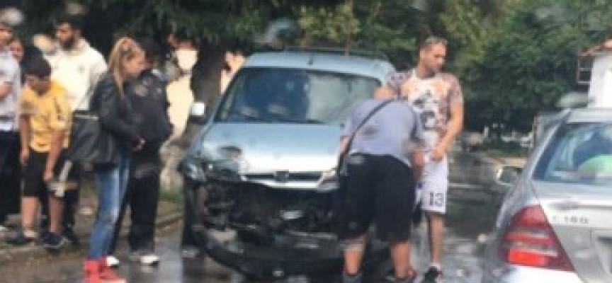 """Нелепа катастрофа стана на автомивка на ул. """"Дунав"""""""