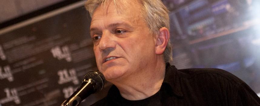 УТРЕ: Ивайло Диманов гостува на Дружеството на писателите