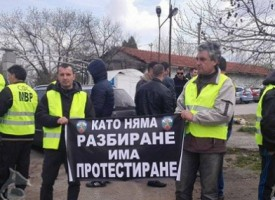 Полицаите излизат на протест, разбраха се с Балабанов, но не и с министъра си