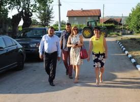 В Бошуля: Утре правят заключителен митинг на Христина Венчева