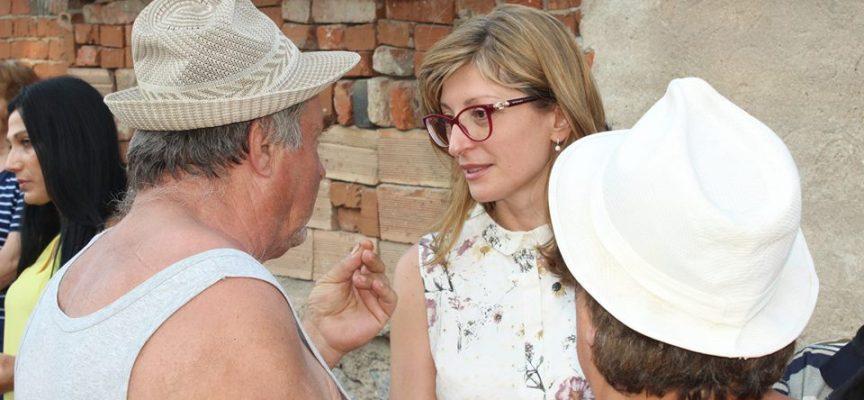 Извънредно свикване на Народното събрание отлага приемния ден на Екатерина Захариева в Пазарджик