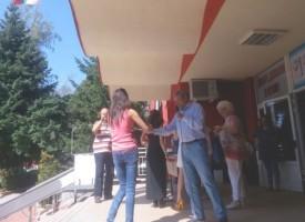 Красен Станчев връчи дипломите на зрелостниците в Икономиката