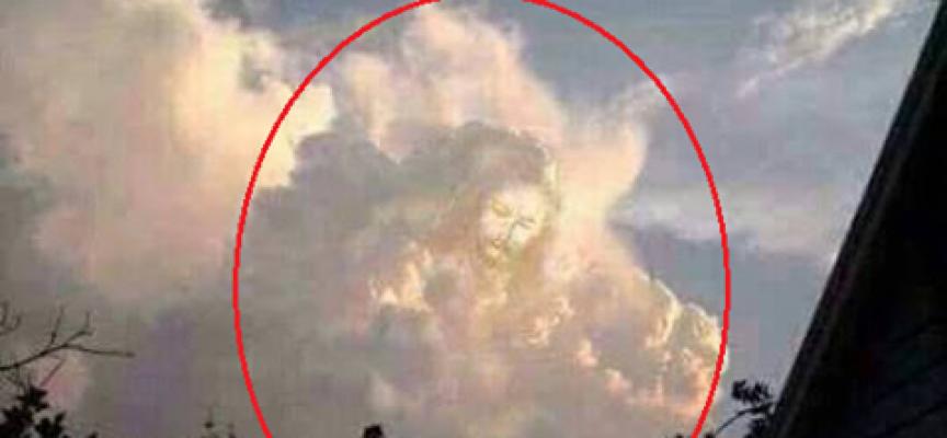 Облаци или Иисус над Пловдив?