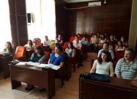 """Николай Зайчев връчи дипломите на 20 зрелостници от ПГХВТ""""Атанас Ченгелев"""""""