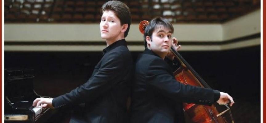 Тази вечер: Концерт на Емануил Иванов и Август-Александър Павлов