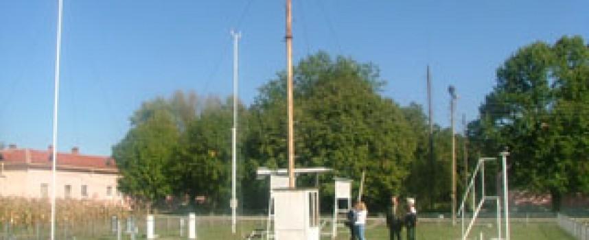 Метеорологична станция – Ивайло: Най-високата температура днес в Пазарджик е 38.8 градуса