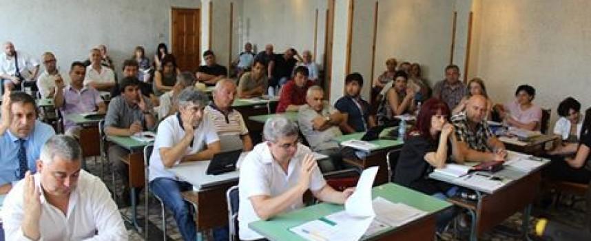 Септември: Шест микроязовира в общината отиват на концесия