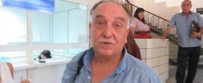 Журналистът Любомир Илков: Благодаря на полицията, момчетата свършиха скоростно работата си