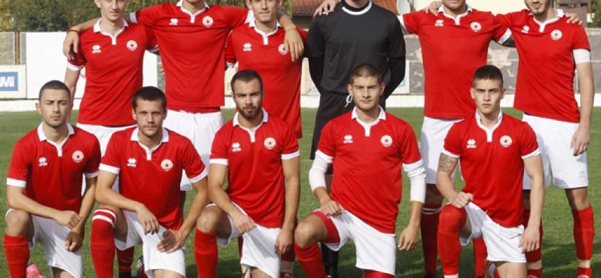 Дузпи вкараха ЦСКА – 1948 в Трета лига