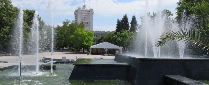 Температурни рекорди в цялата страна, в момента в Пазарджик – 41 градуса