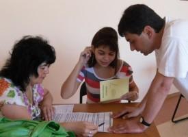 В областта: 97% от седмокласници подадоха документи за класиране по електронен път